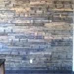 Cargo Plank Siding Wall
