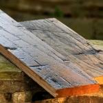 Reclaimed Cargo Wood for Flooring