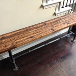 Cargo Plank Bench