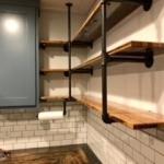 Cargo Plank Shelves