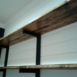 Cargo Plank Pantry Shelves
