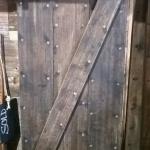 Cargo Plank Barndoor