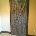 Cargo Plank Sliding Door