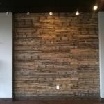 Cargo Plank Siding Walls
