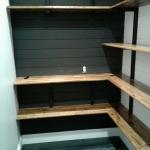 Cargo Pantry Shelves