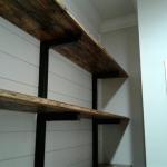 Cargo Plank Shelving