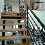 Railcar Stairs