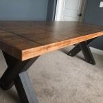 Railcar Large Table