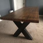 Railcar Table