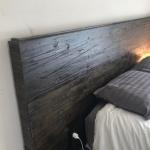 Cargo Bed Headboard